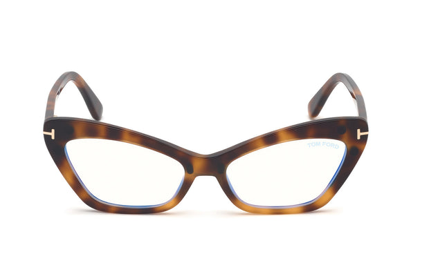 Tom Ford FT5643-B 052 Cateye Optical Frames