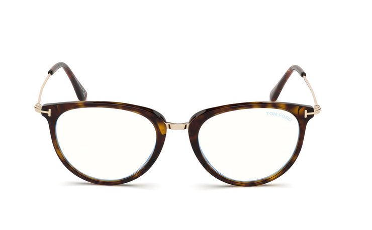 Tom Ford FT5640-B 052 Cateye Optical Frames