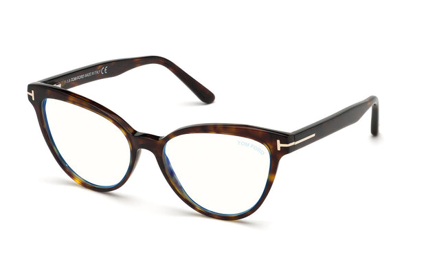 Tom Ford FT5639-B 052 Cateye Optical Frames