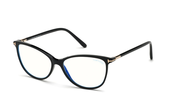 Tom Ford FT5616-B 001 Cateye Optical Frames