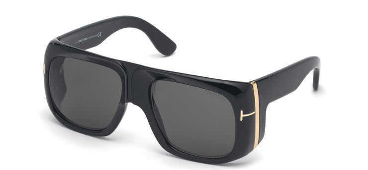 Tom Ford FT0733 6001A Shield Sunglasses