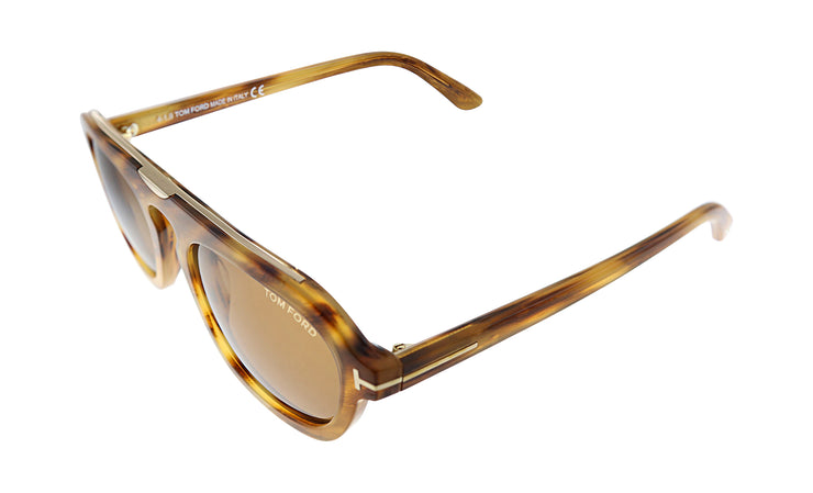 Tom Ford TF 736 55E Pilot Sunglasses
