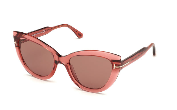 Tom Ford FT0762 Anya W Cateye Sunglasses