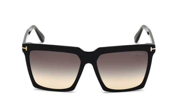 Tom Ford FT0764 Sabrina W Square Sunglasses