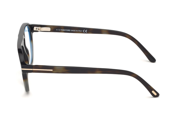 Tom Ford FT5533-B 55N Round Optical Frames