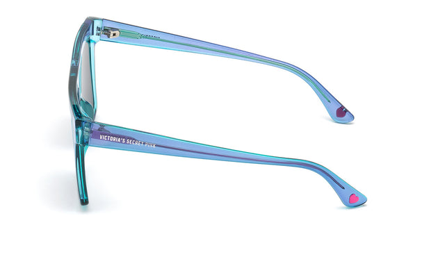 Pink PK0023 Rectangle Sunglasses
