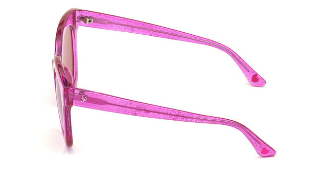 Pink PK0024 Women's Square Sunglasses