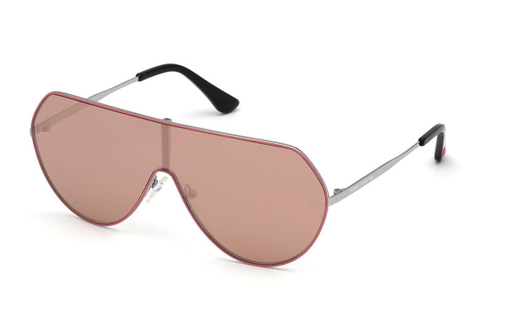 Pink PK0027 Shield Sunglasses