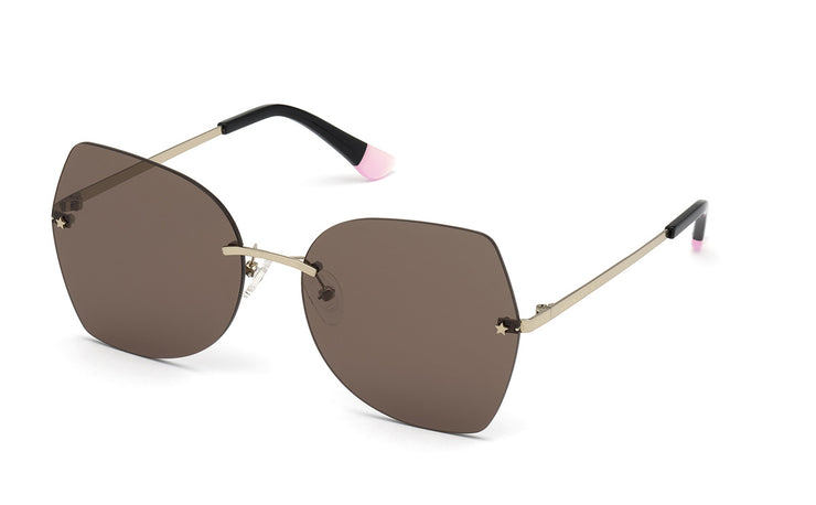 Victoria's Secret VS0026 Rimless Sunglasses