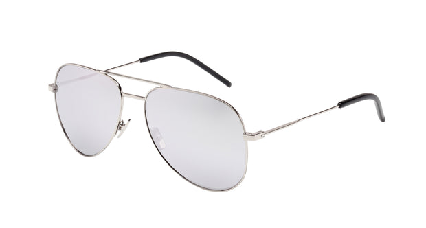 Saint Laurent Classic 11 Aviator Sunglasses - Men's/Women's