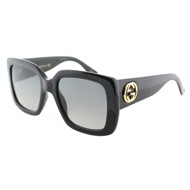 Gucci GG 0141 Square Sunglasses