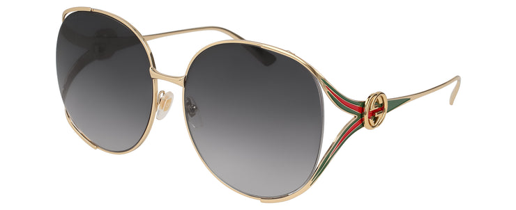 Gucci 0225 Oval Sunglasses