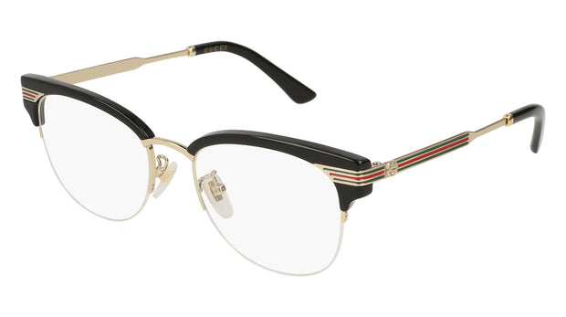 Gucci GG0201O Round Optical Frames