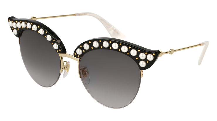 Gucci GG 0212/S Cat-Eye Sunglasses