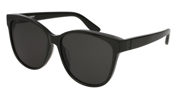 Saint Laurent SLM23/K Women's Cat-Eye Sunglasses