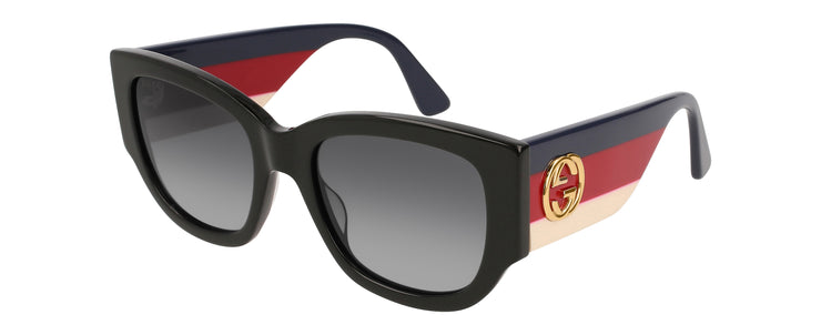 Gucci GG 0276 Rectangle Sunglasses