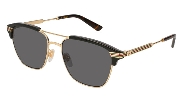 Gucci 0241 Rectangle Sunglasses