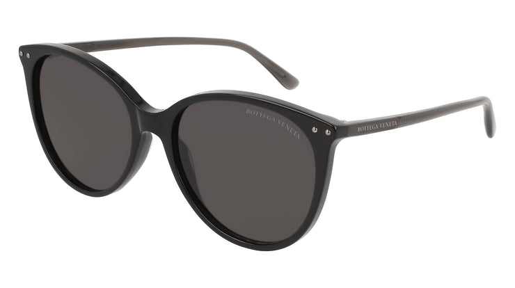 Bottega Veneta BV0159S-001 Women's Cateye Sunglasses