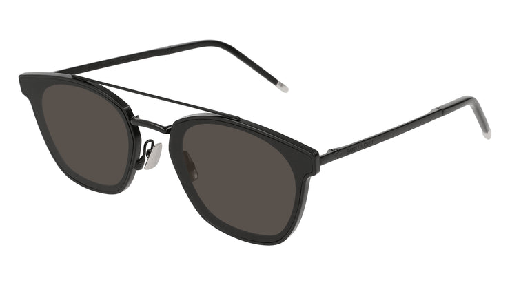 Saint Laurent SL28 Rectangle Sunglasses - Men's/Women's