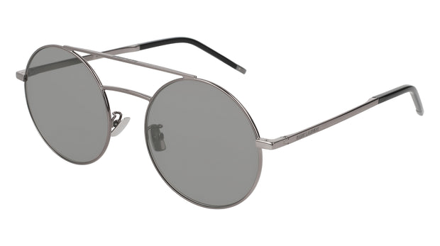 Saint Laurent SL210/F Round Sunglasses - Men's, Women's