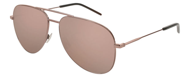 Saint Laurent Classic11 Aviator Sunglasses