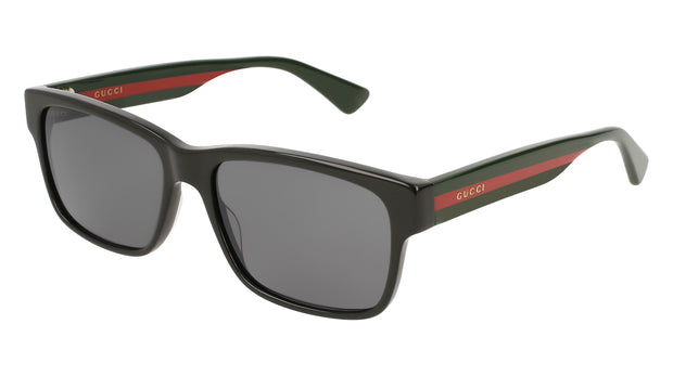 Gucci 0340 Rectangle Sunglasses