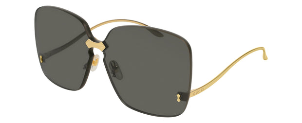 Gucci GG0352/S W Square Sunglasses