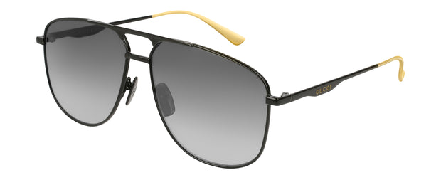 Gucci GG0336 Aviator Sunglasses