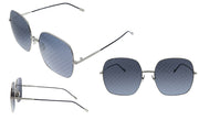 Bottega Veneta BV 202S 001 Square Sunglasses