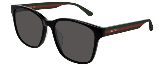 Gucci 0417SK Rectangle Sunglasses