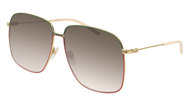 Gucci  GG0394S Rectangle  Sunglasses