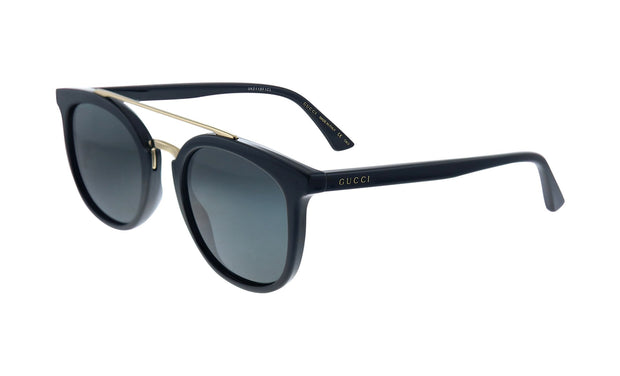 Gucci GG 403S 001 Geometric Sunglasses