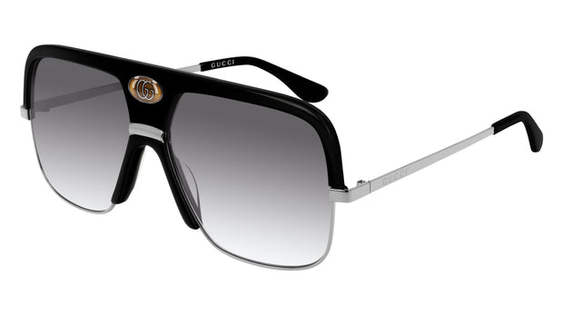 Gucci  GG0478S Men's Navigator Sunglasses