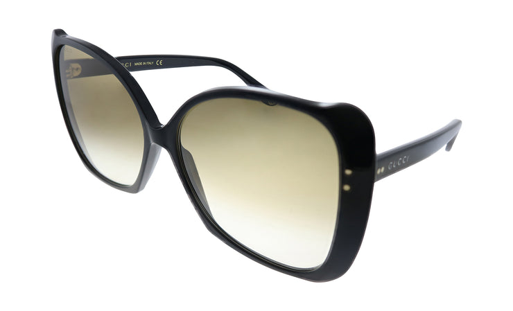 Gucci  GG0471S Butterfly Sunglasses