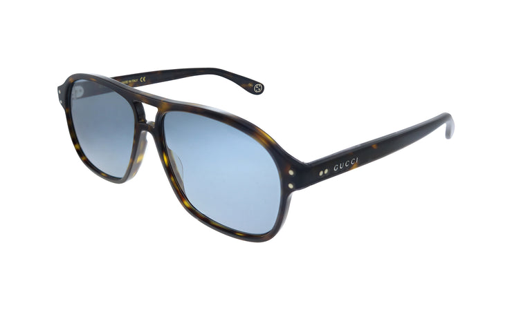 Gucci GG0475S M Geometric Sunglasses