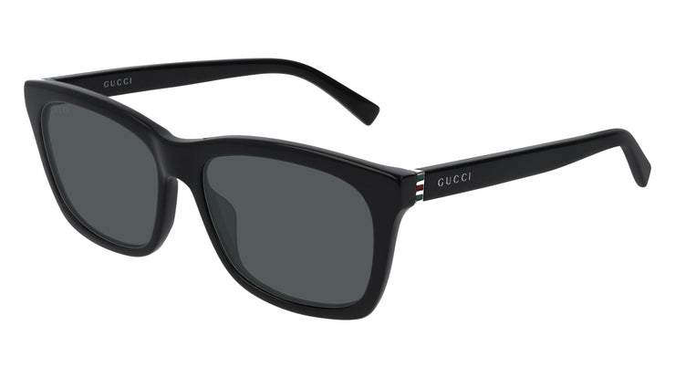 Gucci  GG0449S  Men's Rectangle Polarized Sunglasses