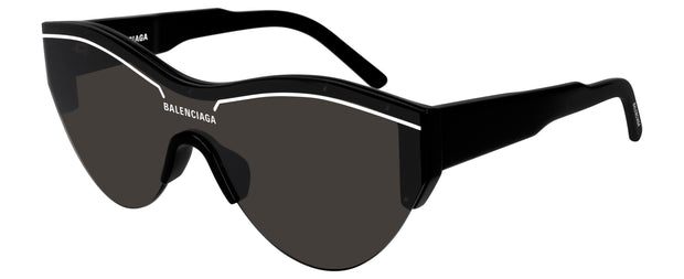 Women's Balenciaga BB0004 Cat-Eye Sunglasses