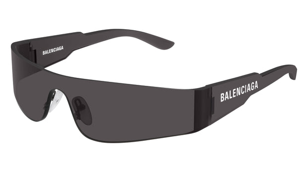 Balenciaga BB0041S-001 Unisex Rectangle Sunglasses