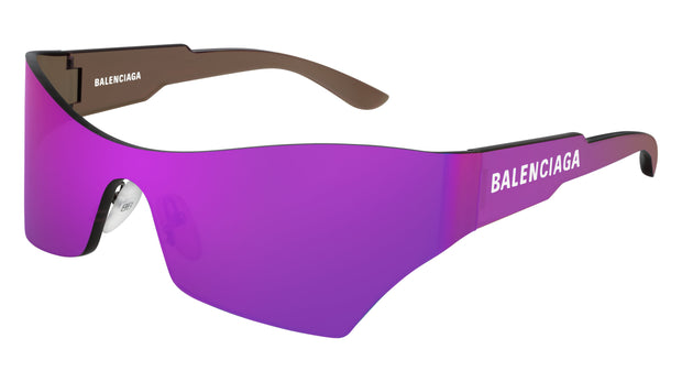 Women's Balenciaga BB0040S Cat-Eye Sunglasses