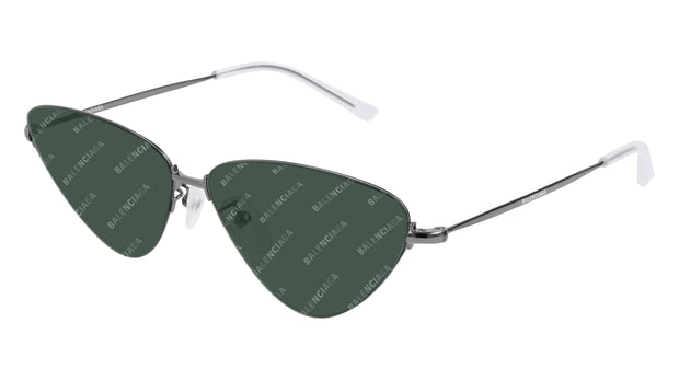 Women's Balenciaga BB0015S-008 Cateye Sunglasses