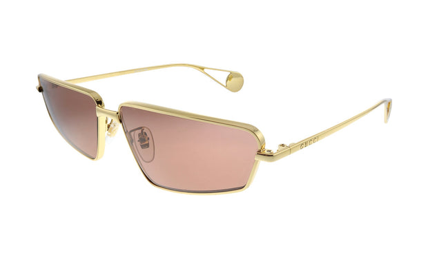 Gucci GG 0537S 002 Rectangle Sunglasses