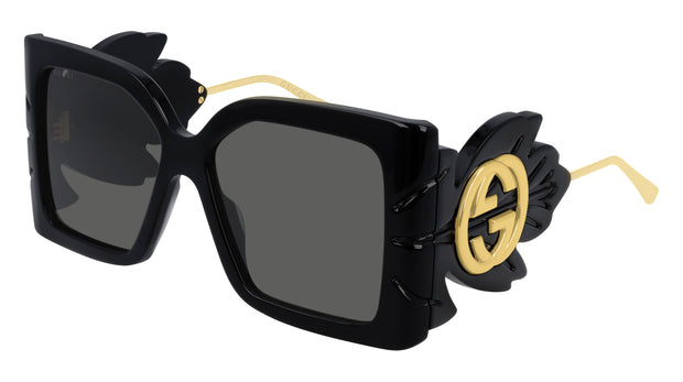 Gucci  GG0535S W RECTANGULAR / SQUARE Sunglasses