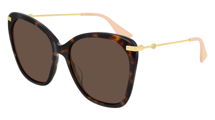 Gucci GG0510S W Cateye Sunglasses