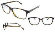 Gucci GG 0530O 002 Rectangle Eyeglasses