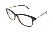 Gucci GG 0520O 002 Rectangle Eyeglasses