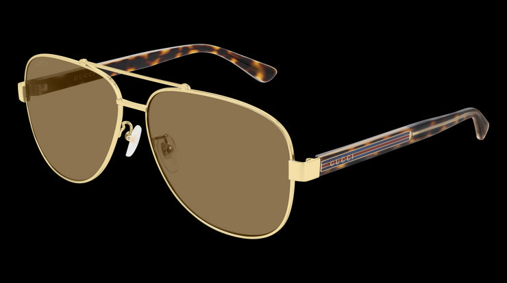 Gucci GG0528S M AVIATOR Sunglasses