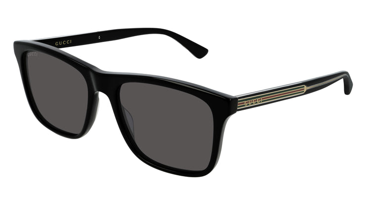 Gucci GG0381SA M Rectangle Sunglasses