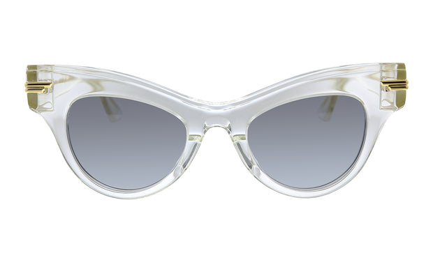 Bottega Veneta BV 1004S 002 Cat Eye Sunglasses