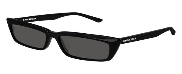 Women's Balenciaga BB0047S Rectangle Sunglasses