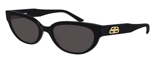 Balenciaga BB0050S Women's Cat-Eye Sunglasses